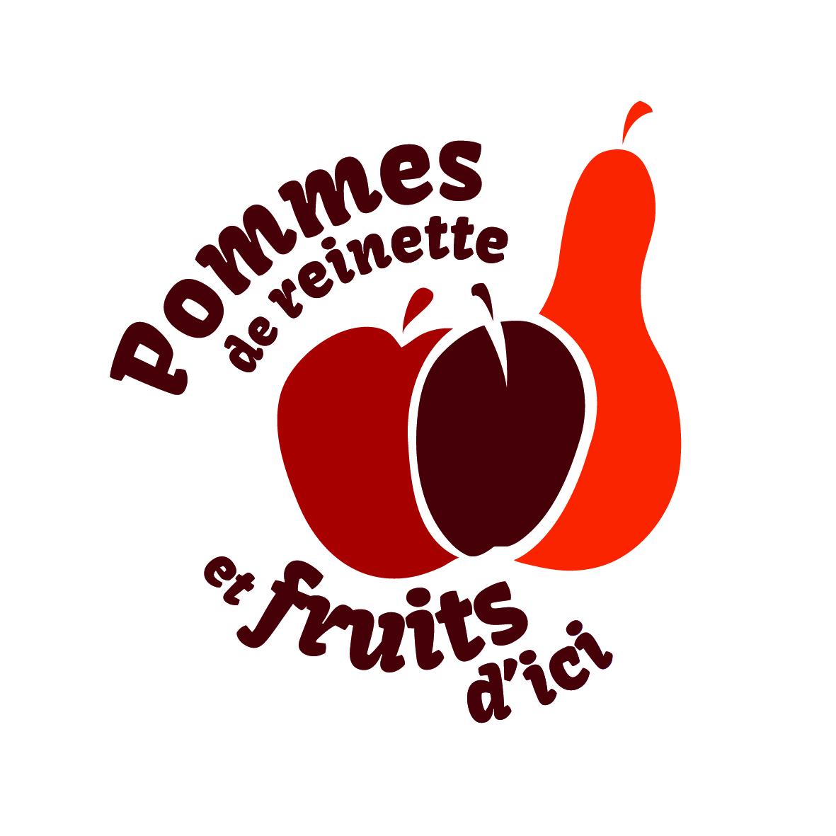 Calendrier Pommes de Reinette et fruits d'ici