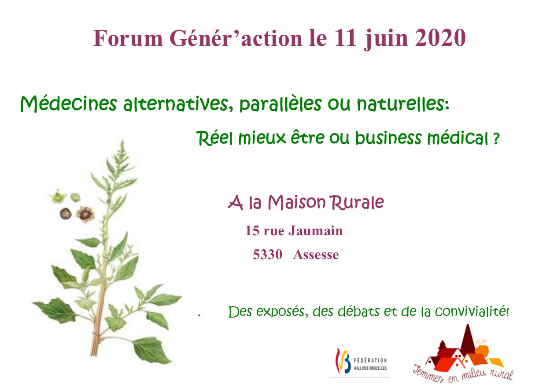 Forum génér'action