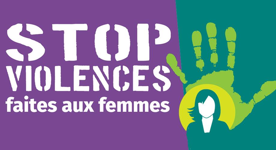 Appel à la mobilisation : Stop violences faites aux femmes