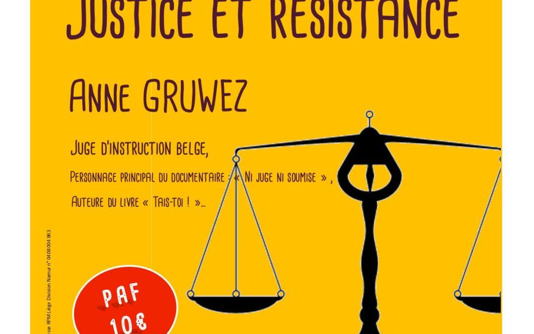 """Journées d'étude – Partie 3 – Conférence-débat """"Droits des femmes et résistance"""""""